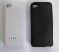 30pcs/lot 1900mAh External Battery Case for 4g iphone 4 4g 4s