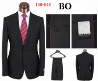 New Arrival 2014 Fashion Men's Business Suits Famous Brand Name Wedding Tuxedo Dress Suits ( coat+pants ) plus size S-4XL