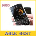 100% Original BlackBerry Bold 9650,unlocked,Wifi,GPS,3G support,QWERTY,Valid PIN+IMEI,Free shipping