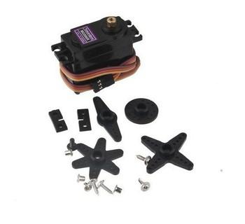 NEW Torque Digita RC Metal Gear MG996 Servo FOR Helicopter /CAR/ Boat Model free shiping 2 pcs/lot