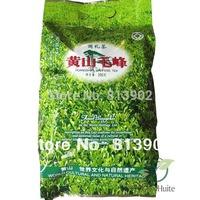 Do promotion!! Free Shipping 2014 Early Spring Green Tea Organic Huangshan Maofeng 250g Fresh Tea,Yellow Mountain Fur Peak