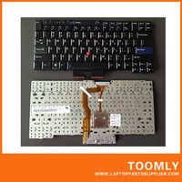 Original Laptop keyboard for Lenovo IBM Thinkpad series T400S T410 T410I T410S T410SI T510 T510I W510 - 45N2141