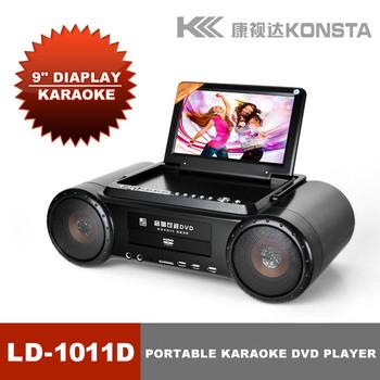 Free Shipping to USA Super Power Speaker Portable Karaoke Machine for Karaoke Outdoor Entertainment