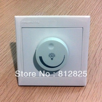 SG Free shipping+ 1PC 300w LED Dimmer Input AC220V 50Hz Dimming  Brightness Controller For Dimmable led light spotlight