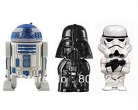 Star War Series Gift USB flash Pen Drive 1GB 2GB4GB 8GB 16GB 32GB