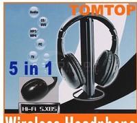 high-fidelity wireless earphones fm radio woodhead 1 earphones free shipping