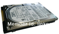 Free Shipping 5PCS Refurbished HDD Tested Used Hard Disk Drive for laptop 20gb ide PATA 2.5''