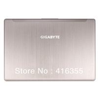 Free Shipping Gigabyte U2442F Ultrabook 14inch High-end Laptop GT650M Graphics 128GB SSD 750G HDD/ 20.8mm/Auto Light Keyboard