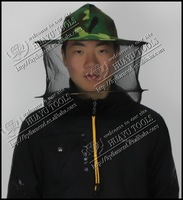 camouflage protection  bee hat