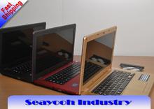 Russia Keyboard Available 14.1″ mini laptop/notebook Intel ATOM Dual-core D2500 1.86Ghz processor WIFI Webcam 1GB 160GB DVD-RW