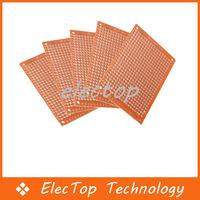 Free shipping 5x7cm DIY Prototype Paper PCB Universal Experiment Circuit Board 500pcs/lot Wholesale