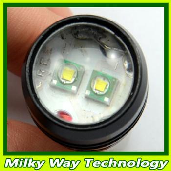 Free shipping Super bright 1156/Ba15s CREE 2*5W smd Car LED Reverse Light 2pcs/lot #LX06880