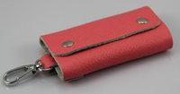 wholesales free shipping key bag  money real cowhide leather key bag multi-function man keybag