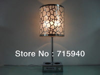 Fashion stainless steel water cube / white woods / city night scene lamp music remote control lamp