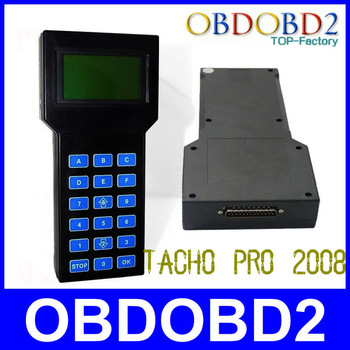 3 Year Warranty OBDOBD2 Universal Odometer Correction Programmer Tacho Pro 2008.07 Auto Scanner Support Multi-brands