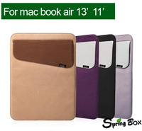 """Free Shipping top Moshi Muse Protective laptop Sleeve Carry Case Bag for apple macbook air 13"""" pro 11"""" Retina display"""