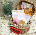 200pcs Biscuit bag / food packaging / bread bag / cookie Bag/(15X11.2)