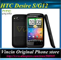 Original HTC Desire S G12 S510e Android 3G 5MP GPS WIFI 3.7'' TouchScreen Unlocked Mobile Phone Refurbished
