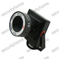 """Mini 16mm 1/3"""" SONY Super HAD CCD 600TVL Video Color Box CCTV Camera"""