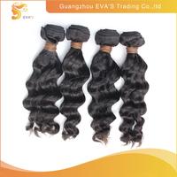 3pcs Lot, Indian Virgin Hair Loose Wave (natural wave) Human Hair Extension, Queen Hair Weave,Virgin Indian Loose wave Remy Hair