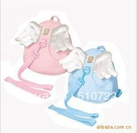 Free shipping! Kid keeper, safety harness&baby bag with Angel wing