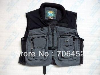 Hodman fly fishing vest, fishing jackets ,fishing vest+free shipping