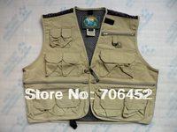 Hodman fly fishing vest, fishing jackets ,fishing vest  L size+fast shipment