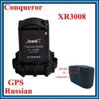 2013 100% Original XR3008 with GPS X K KU KA L VG-2, Super Advanced Conqueror Radar Detector WRD, Russian  menu, free shipping