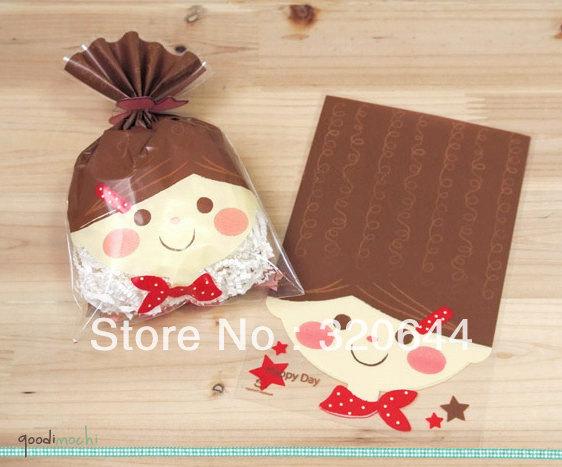 -Little-Girl-Hair-Tie-Cute-Gift-Bags-Wedding-Cookie-Bags-Favor-Bags ...