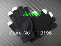 150pairs(300pcs) Touch screen gloves for touch screens for ipad 5 mini iphone 5 5s S4 note3 for cell phone mobile phone tablet