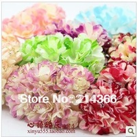 Free shipping(144 pcs/lot) colorful paper flower Candy box accessories  paper flowers  for package decoration