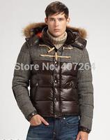 italian M Brand name Warm Russian winter down coats designer men's jacket coat for men famous brand M-XXL