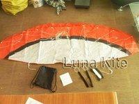 "New 2.5m (98"") Dual Line Parafoil Kite Soft Power Kite,RTF,outdoor toys  gift, weifang kite LK001"