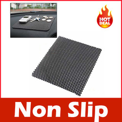 Car Non Slip Dash Mat Dashboard Phone Pad Holder Black(China (Mainland))