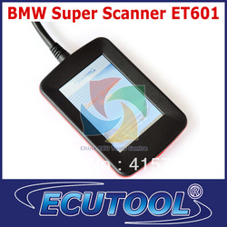 2013 Beat Performance Super Scanner ET601 EOBD II OBD2 OBD Code Reader Scanner HOT SALE car diagnostic tool+FREE SHIPPING(China (Mainland))