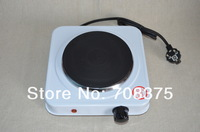 1pcs New 220V 1000W MINI stove Electric Hot Plate multifunction electric cooker kitchen portable coffee heater free shipping