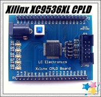 Free Shipping Xilinx XC9536XL CPLD Development Board / learning board / experiment board
