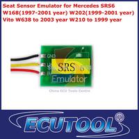 2014 High quality Seat Sensor Emulator for Mercedes-Benz SRS6 W168, W202, Vito W638, E W210 with factory price