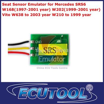 Seat Sensor Emulator for Mercedes-Benz SRS6 W168, W202, Vito W638, E W210 + free shipping