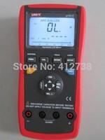UNI-T UT612 100KHz Handheld LCR tester Inductance Capacitance Resistance L/C/R/DCR/Q/D/Theta/ESR with USB software
