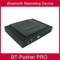 BT-Pusher bluetooth mobiles marketing device with 4800maH battery and car charger