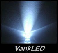1000pcs New 3mm Round Ultra Bright White LED Lamp