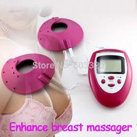 Women Health Care Grow Bigger Breast Massage Enlargement Enhancer Cup Size Slimming Body Pulse Vibrating Massager Machine
