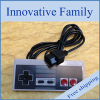 Free shipping new arrival NES Controller NES gamepad  Classic Style (poly bag) high quality