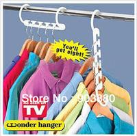 Free shipping TV product magic hanger 8pcs/lot