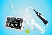 USB endoscope(SB-IE98AM) for Android borescope snake endoscope 7mm flexible endoscope portable USB borescope