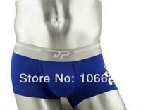 #025 gold stamping chrysanthemum Jackpopoo modal U bag mid waist men  boxer shorts trunks