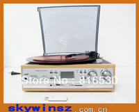 turntable player