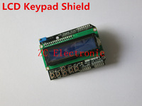 LCD Keypad Shield of the LCD1602 character LCD input and output expansion board For ARDUINO Free shipping