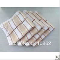 100% pure cotton hand towel  cotton face towel baby towel baby saliva towel  free shipping